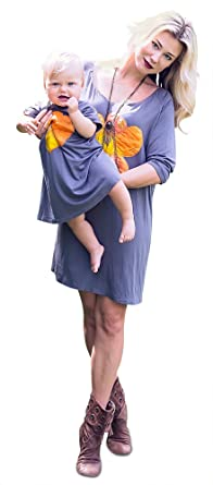 Amazon Com Naforama Mommy And Me Matching Dresses Matching Mother
