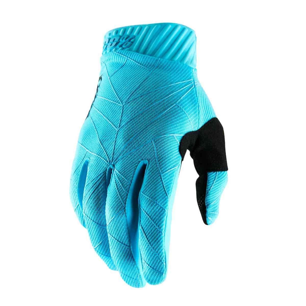 10001-057-12 RIDEFIT Glove Black-Large 100/% Unisex-Adult Speedlab