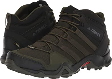 adidas terrex ax2r mid gtx mens walking shoes