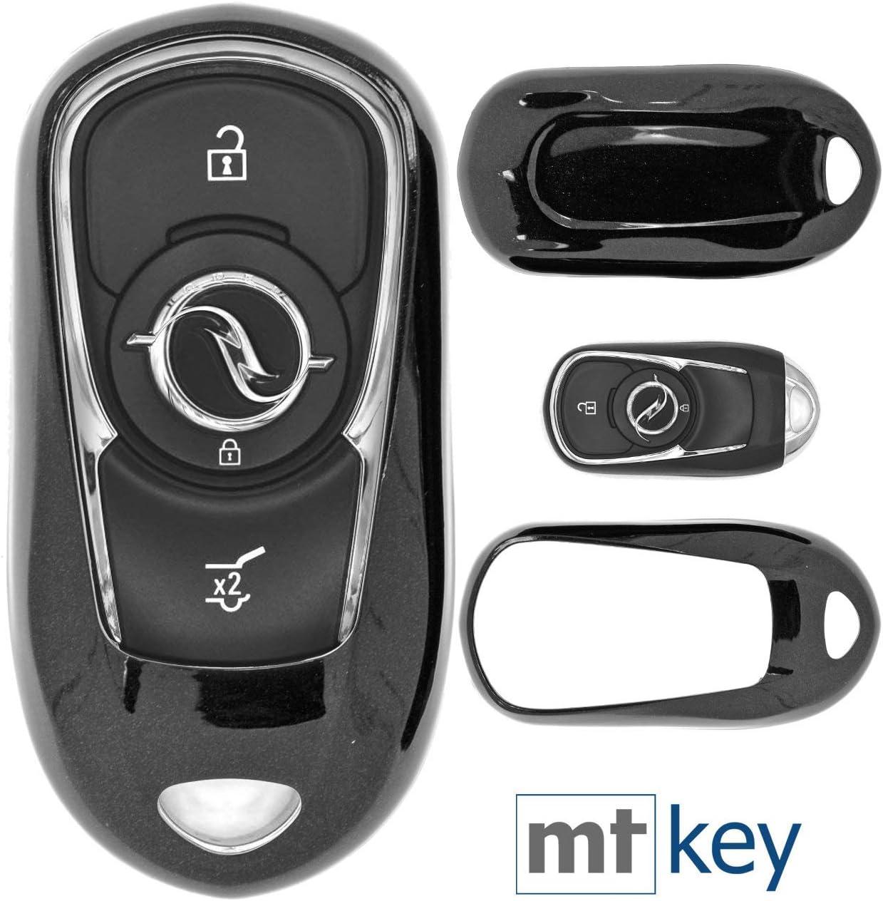 Keyless Car Key Case Funda rígida Smartkey para Opel Astra K Corsa ...