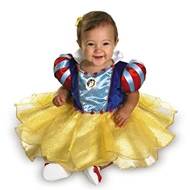 e883cfbea Amazon.com: SNOW WHITE INFANT Costume, Multi, 12-18 Months: Clothing