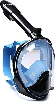 Zacx 180 Full Face Snorkel Mask
