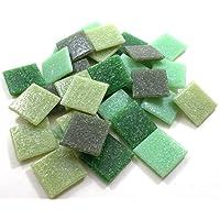 Vitreous Tiles Green 200Gm