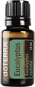 doTERRA, Eucalyptus, Eucalyptus radiata, Pure Essential Oil, 15ml