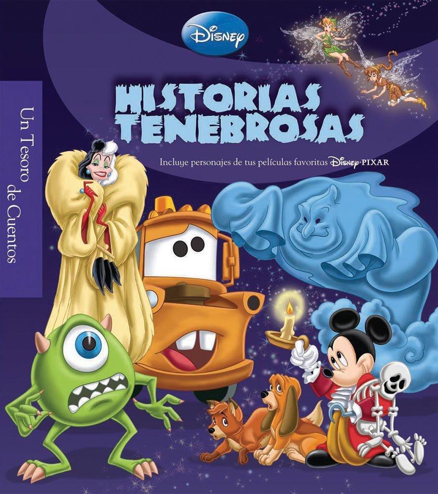 Historias tenebrosas / Scary Storybook Collection (Un Tesoro de Cuentos / Storybook Collection) (Spanish Edition) ebook