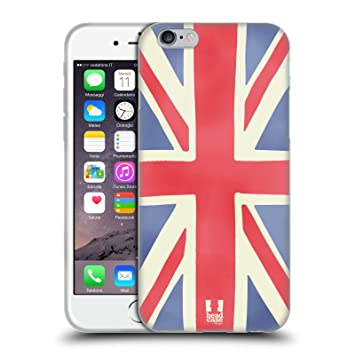 Head Case Designs Union Jack I Dream Of London Soft Gel Case For Iphone 6 Iphone 6s