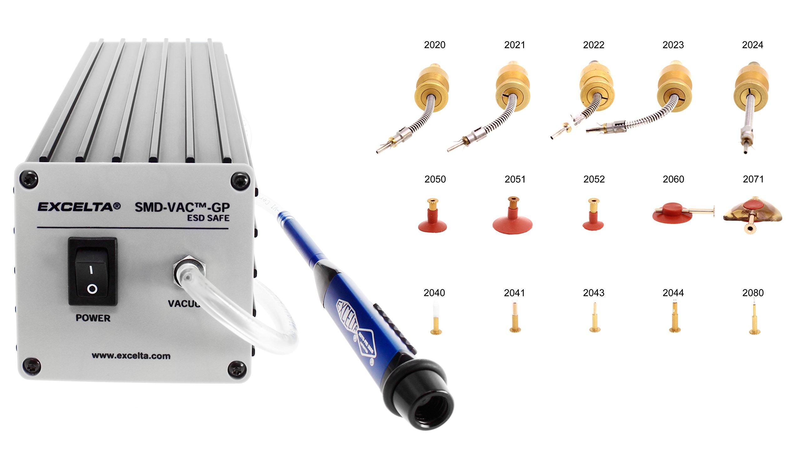 Roto-Pic Vacuum Pickup System Master Kit - EX-2000RK