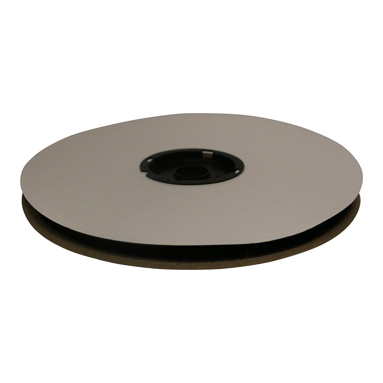 FindTape HL74-R/BLK0575L HL74-R Adhesive-Backed Loop-Side Only Rolls: 1/2' x 75 ft., black