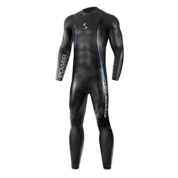Amazon.com: Synergy Triathlon Wetsuit 5/3mm - Mens ...