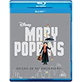Blu-ray Disney Mary Poppins: Ed. 50o Anniversary [ Brazilian Edition ] [ Audio and Subtitles in English + Portuguese ] [ Region A ]