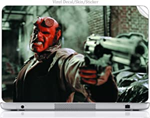 Laptop VINYL DECAL Sticker Skin Print Comic Book Hero fits ThinkPad T61 7658 14