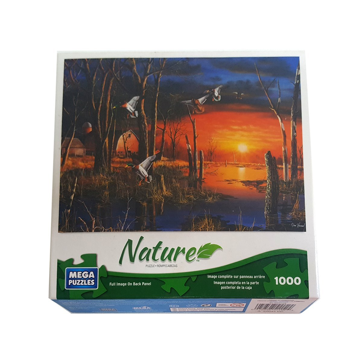 驚きの価格 Nature Nature Visitors Autumn Visitors 1000ピースジグソーパズル B07FFHF953 B07FFHF953, TWO CREW:a4687595 --- 4x4.lt