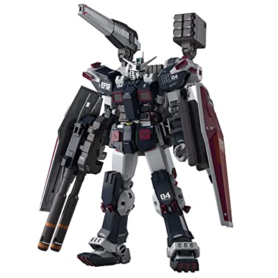 Bandai Hobby MG Full Armor Gundam Thunderbolt Ver. KA Building Kit (1/100 Scale): Toys & Games