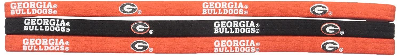 NCAA Georgia Bulldogs Elastic Headband