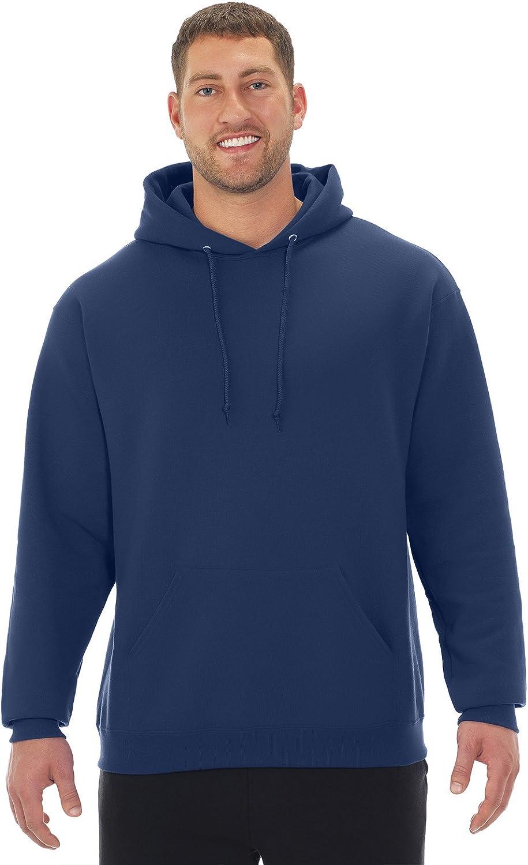 JERZEES 50//50 Hooded Pullover Sweatshirt Tall Sizes 996MT Hoodie XLT-3XLT