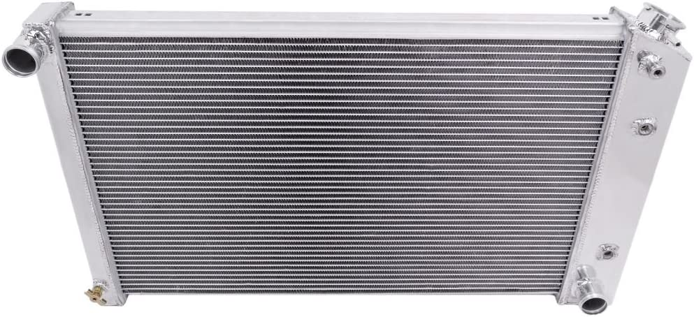 Champion Cooling, Multiple Chevrolet/Buick 3 Row All Aluminum Radiator, CC162