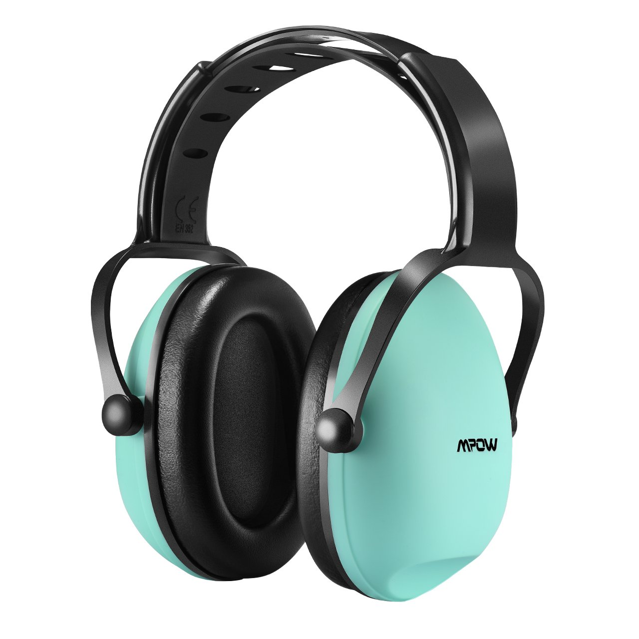 Ear Defenders Kids ,Mpow [Upgraded] Comfortable Kids Ear Muffs SNR 26db / NRR 22dB Noise Reduction Baby Ear Defenders , Adjustable Soft Headband Ear Protection for Shooting Hunting, Fireworks, Sporting Races, Concert, planes,Shopping Centers ,Ear Defender