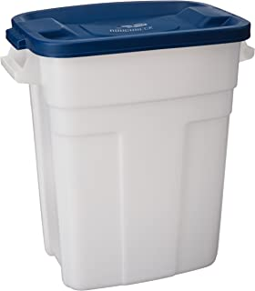 Exceptionnel Rubbermaid All Purpose Utility Container, Large (FG2875TPROYBL)