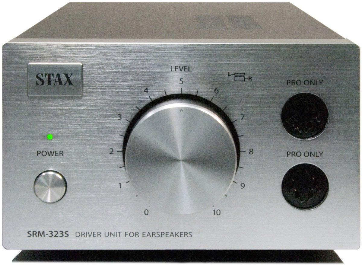 STAX ヘッドホンアンプDAC SRM-323S B0047BYVPS
