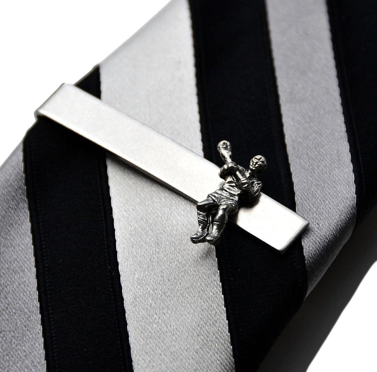 Quality Handcrafts Guaranteed Lacrosse Tie Clip