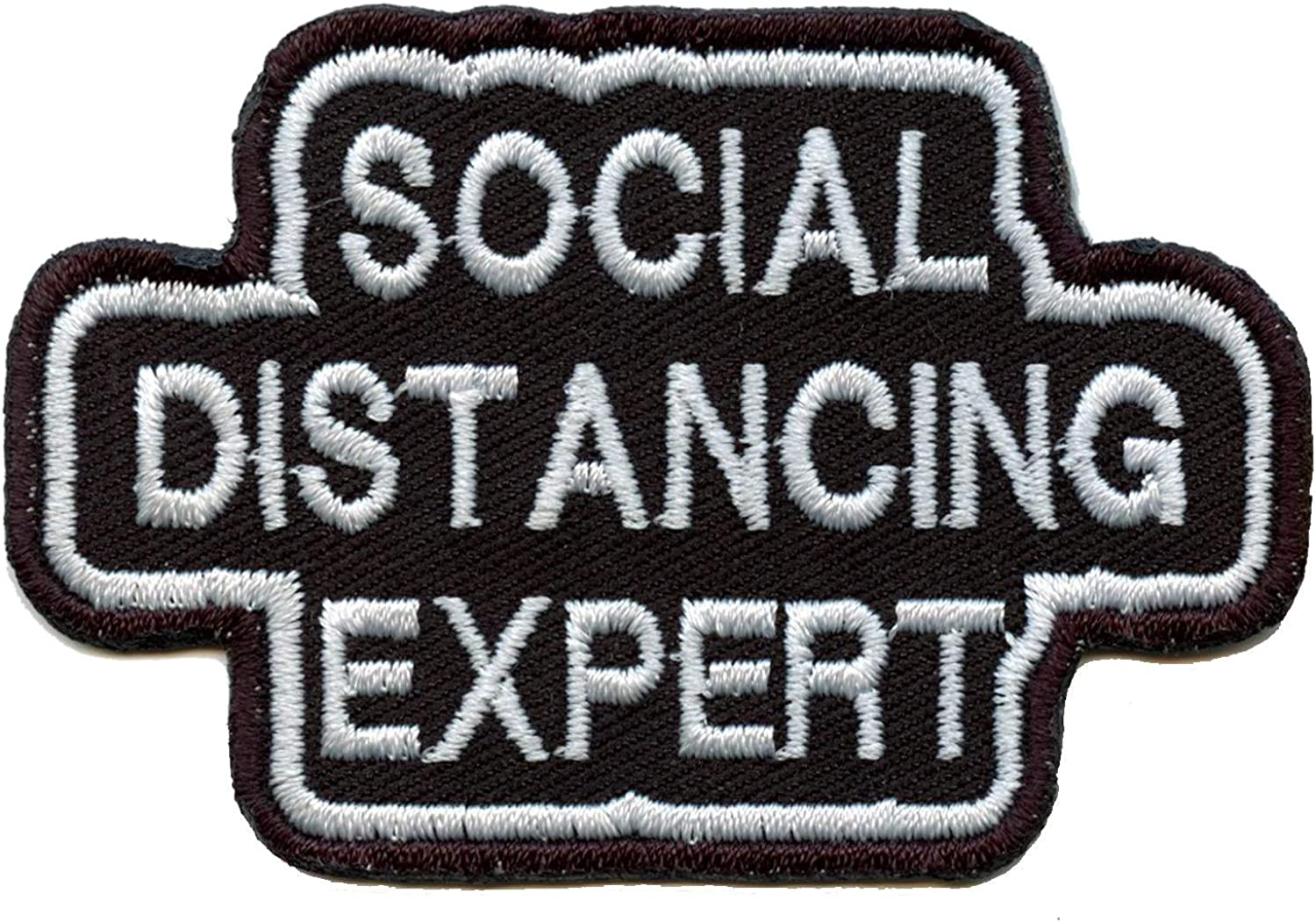 Hair Bow Center,Planner supplies Social Distancing Feltie Social Distancing Excert Embroidered Felt Felt Appliques Social Except Feltie