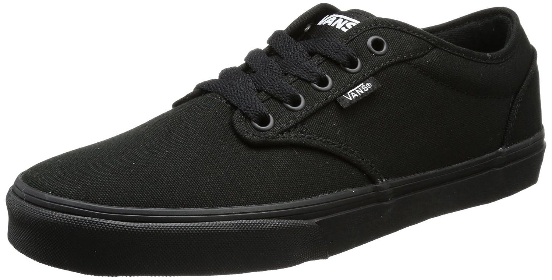 Vans Herren Atwood Canvas Sneakers  38.5 EU|Schwarz (Black)