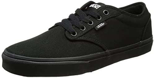 Vans Men s Low-top Sneakers Black  Amazon.ca  Shoes   Handbags 2b67ec4aa
