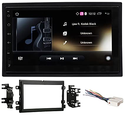 amazon com: car navigation/bluetooth/wifi/android receiver for 2004-2006 ford  f-150: car electronics