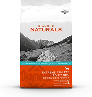 product image for Diamond Naturals Extreme Athlete Real Meat Recipe High Protein Dry Dog Food With Real Cage Free Chicken Protein 40Lb