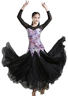 Amazon.com: Vestidos de manga larga para la práctica de ...