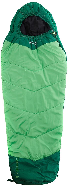 Outwell Convertible Junior - Sacos de Dormir Niños - Verde 2019: Amazon.es: Deportes y aire libre