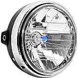 Szmsmyマルチリフレクター ヘッドライト CB400SF ホーネット250 CBX400 VTR250 ジェイド CB250F 汎用