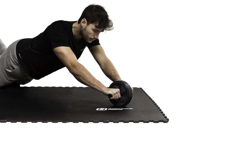 DAW BT BODYTONE AB Wheel Rueda Abdominal para Yoga y Pilates