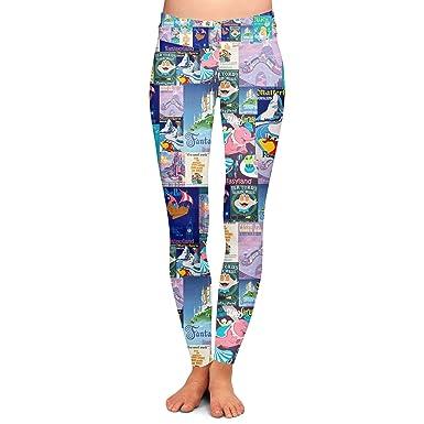 cdd865e352ce Fantasyland Disney Inspired Yoga Leggings - Full Length
