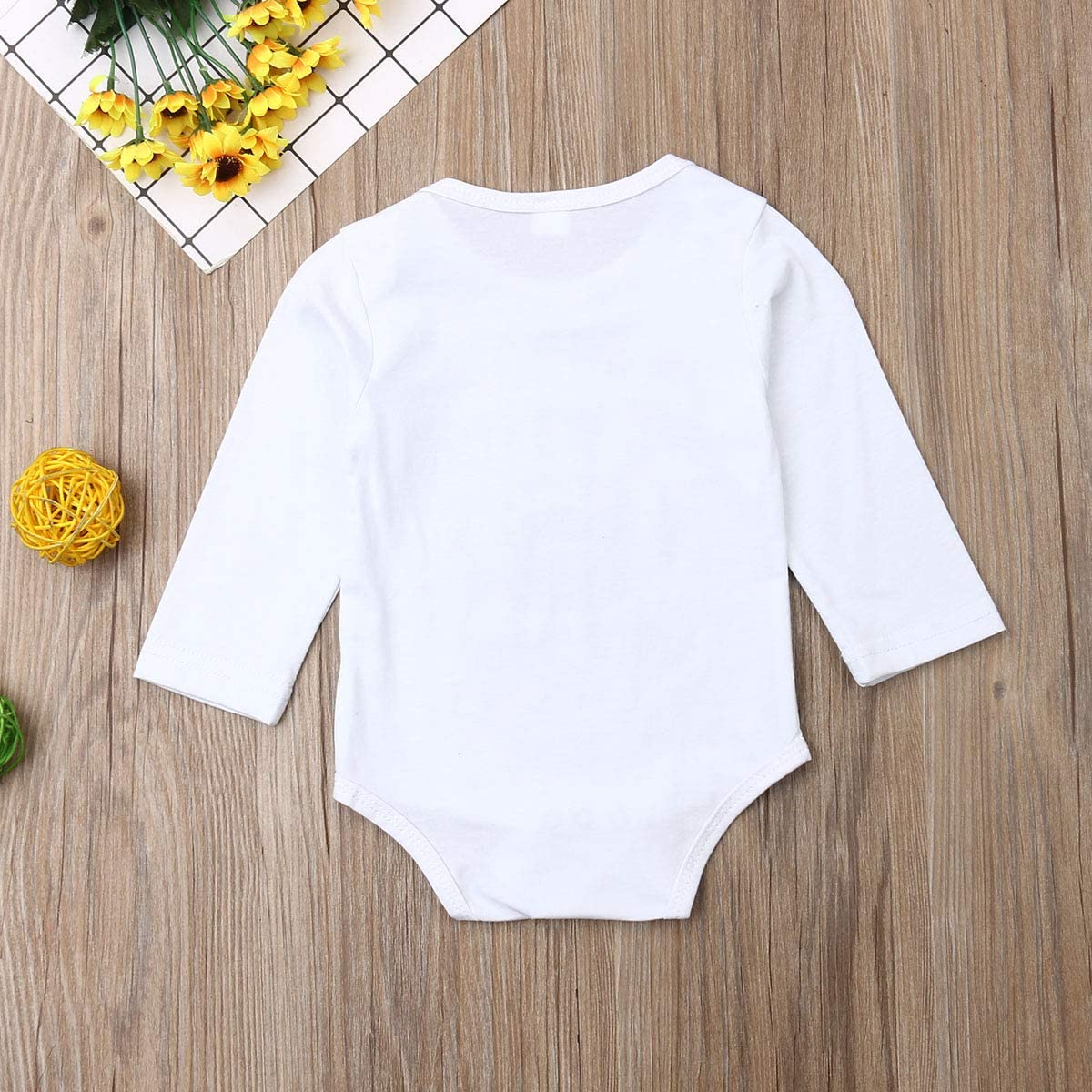 Puloru Football Infant Baby Romper Unisex Baby Boys Girl Short Sleeve Letter Print One Piece Bodysuit Sequin Headband Clothes