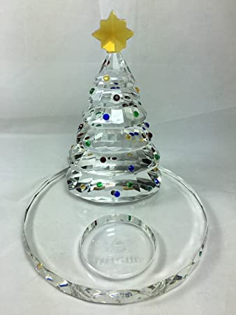 Image Unavailable - Amazon.com: Partylite Holiday Sparkle Lite Christmas Tree Candle