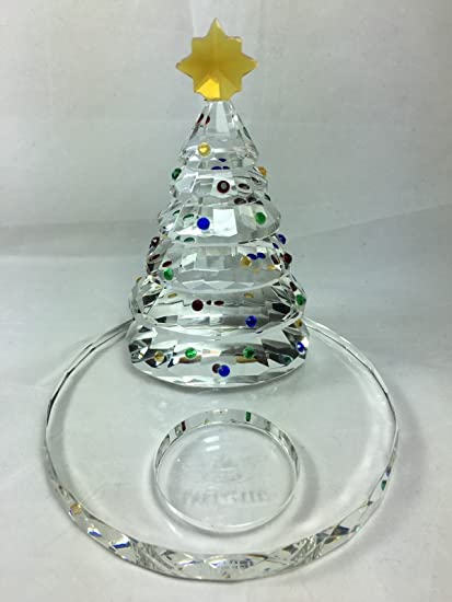 Partylite Holiday Sparkle Lite Christmas Tree Candle Holder Decoration - Amazon.com: Partylite Holiday Sparkle Lite Christmas Tree Candle