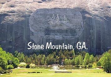 amazon com stone mountain georgia robert e lee andrew jackson