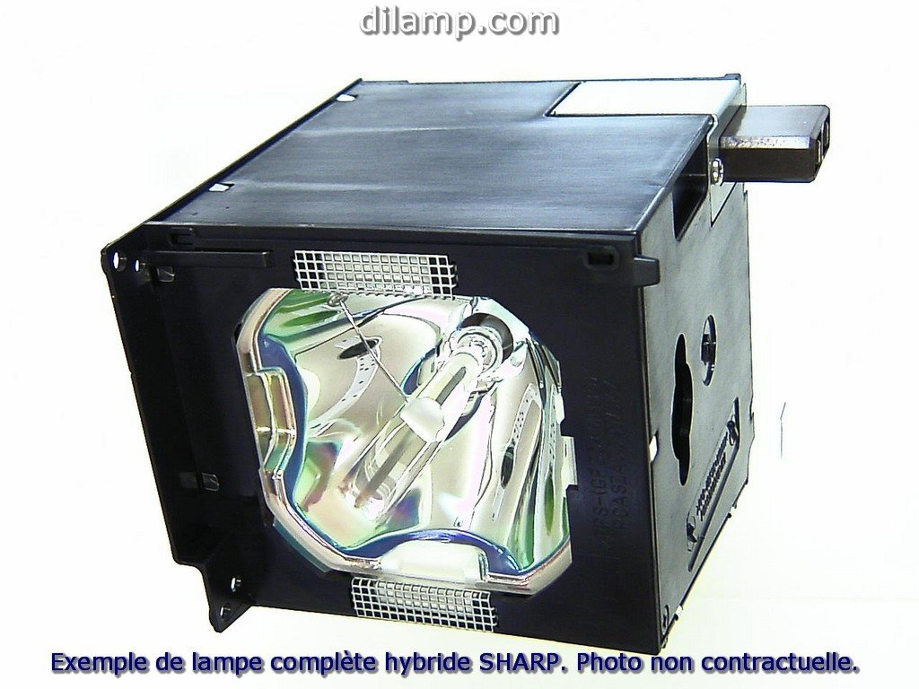 xg-p10 X U Sharpプロジェクターランプ交換用。プロジェクターランプアセンブリwith Genuine Original Philips UHP電球Inside。   B00IG6YDBC