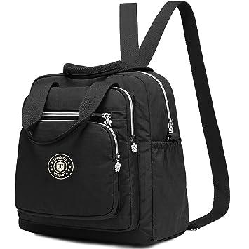 f593ec2ebf5a9 Travistar Tasche Damen Umhängetasche Henkeltasche Messengertasche  Schultertasche Rucksack für Mädchen Schule Frauen Reiser Einkaufen …