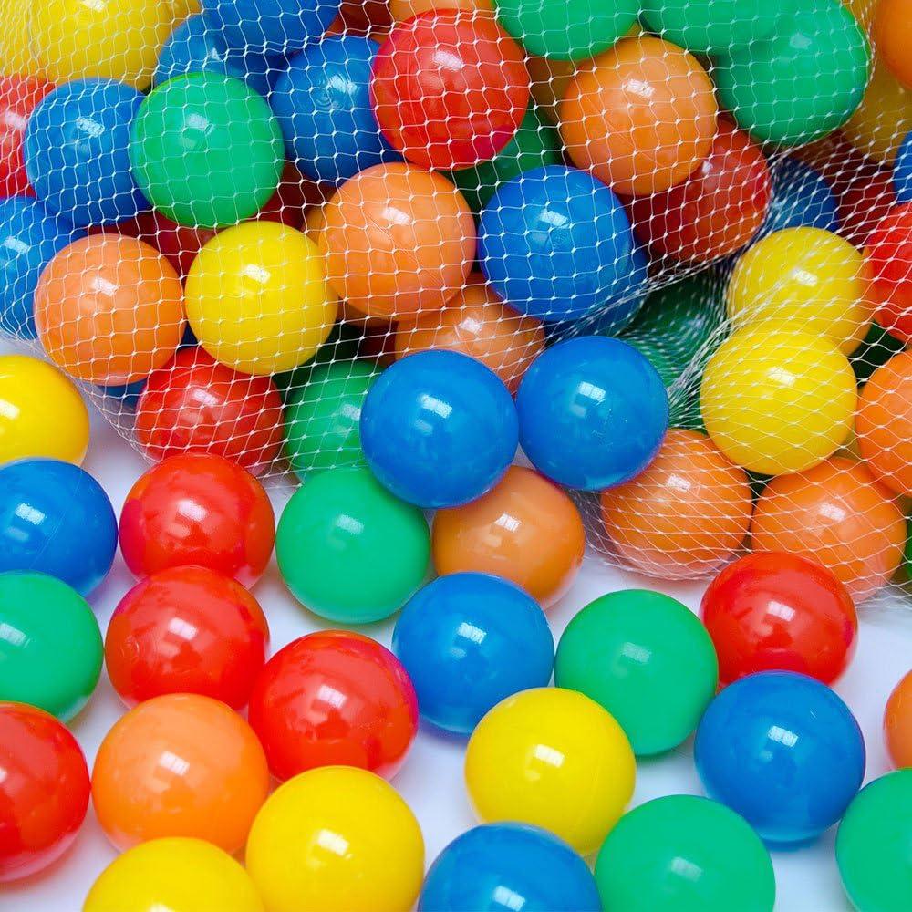 15/colori palline per piscina Koenig-Tom testate a novembre 2012