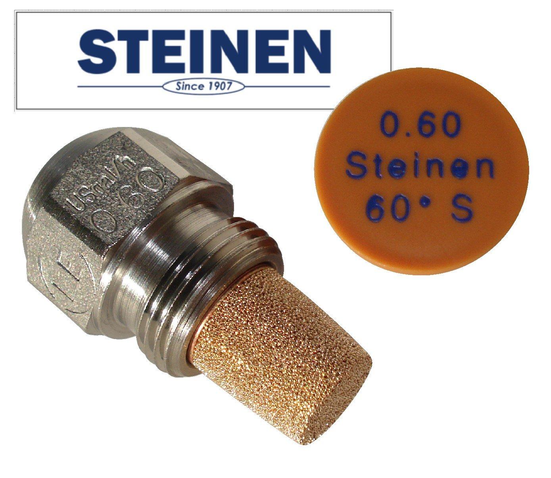 Steinen ugello per bruciatori a gasolio, 0.6 USgal/h, angolo di spruzzo (polverizzazione) 60° , tipo ST angolo di spruzzo (polverizzazione) 60°