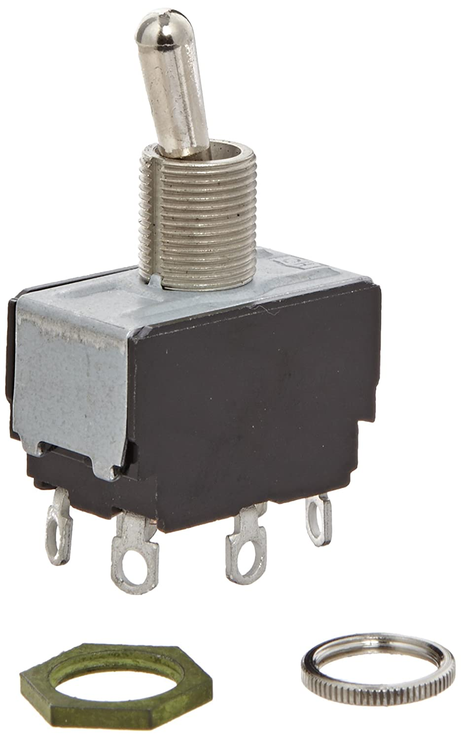 Eaton 7563k4 General Purpose Toggle Switch Ac Rated Solder Hayward Goldline Aqualogic Main Printed Circuit Board Glxpcbmain Termination On Off Action Dpdt Contacts Electronic Component Switches