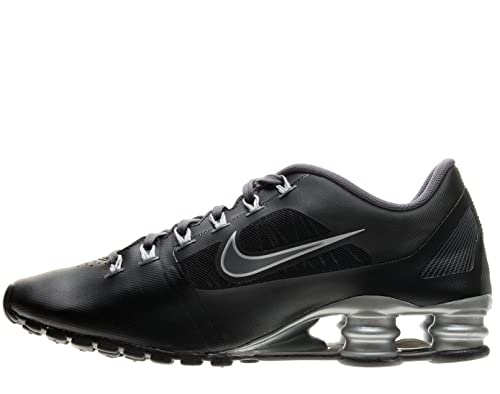 newest 4e511 03599 Nike Shox Superfly R4 Men s Tennis Shoes 653480-001 Size 11.5 D (Standard  Width) Black Dark Grey Metallic Silver  Amazon.ca  Shoes   Handbags