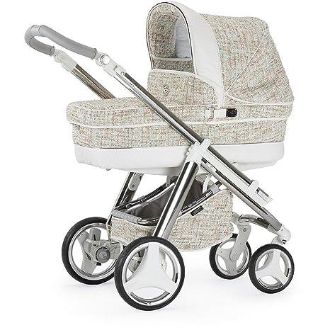 Bebecar IP-Op Evolution Combi - Juego de 2 carritos de bebé (cristal)
