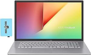 ASUS VivoBook S712JA Home and Business Laptop (Intel i5-1035G1 4-Core, 16GB RAM, 512GB m.2 SATA SSD, Intel UHD Graphics, 17.3