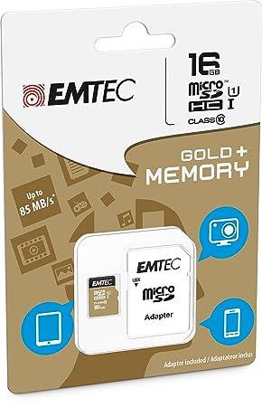 Tarjeta de memoria 16 GB para Huawei Y635 - Micro SD clase ...