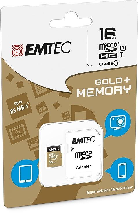 Tarjeta de memoria 16 GB para Huawei Y5 - Micro SD clase 10 ...