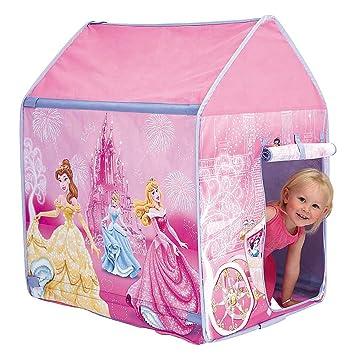 c57742780b2c Disney Princess Pop Up Wendy Tent Playhouse: Amazon.co.uk: Toys & Games