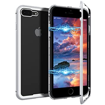 coque iphone 8 magnetique 360